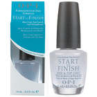 OPI Start-to-Finish Base Coat & Top Coat