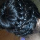 I did my niece hair!