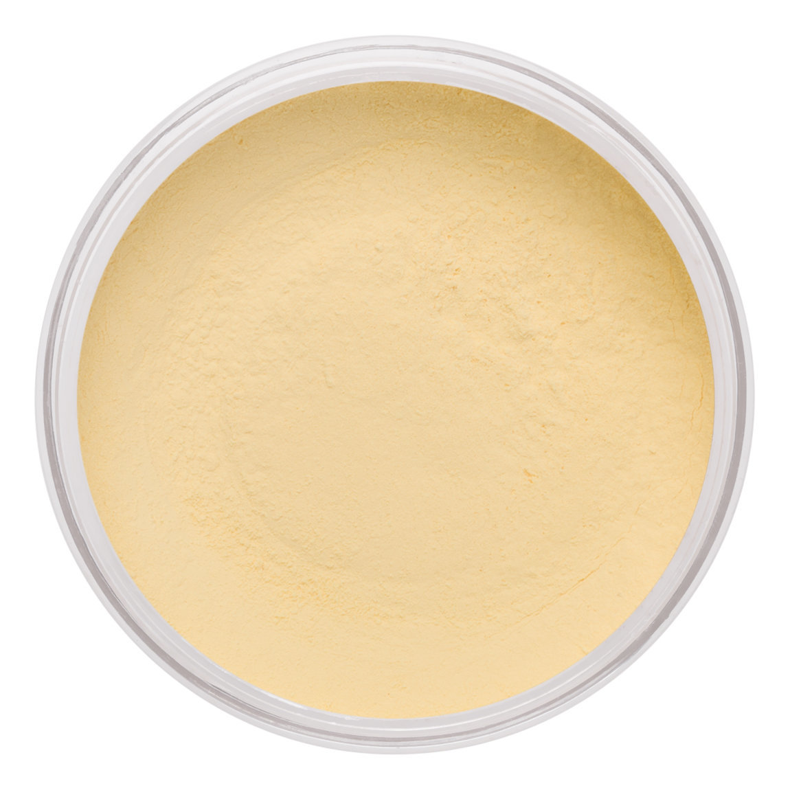 Danessa Myricks Beauty Evolution Powder Yellow product swatch.