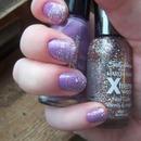 Glitter Ombre Manicure