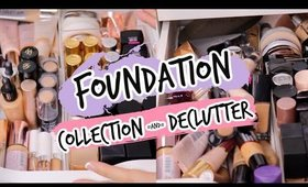 FOUNDATION COLLECTION + DECLUTTER