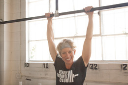 Ever Tried Crossfit? CrossFit Guru Gretchen Helt Gives Us Her Top Five Fitness Moves