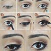 Smokey and Simple eyes
