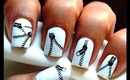 Zip Nail Art Designs - Nail Polish How To Use Cute Nails Decals Tutorial Video For Beginners DIY