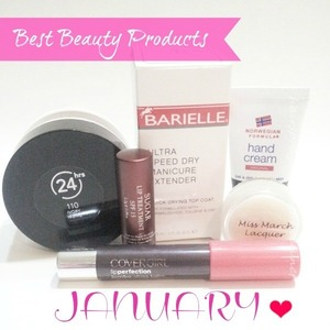 On the blog http://www.hairsprayandhighheels.net/2013/01/best-beauty-products-january.html