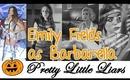 Pretty Little Liars: Emily Fields Inspired Barbarella Look (Halloween)