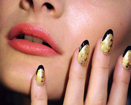 Norman Ambrose Nails, New York Fashion Week S/S 2012