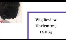 Wig Review Harlem 125 LSD64