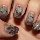 muddy nails