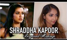 SHRADDHA KAPOOR Inspired Makeup | Stacey Castanha