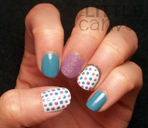 Used Zoya Rocky and Stevie. Love http://www.thelittlecanvas.com/2013/04/simple-zoya-dot-icure.html