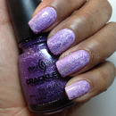 China Glaze Sweet Hook w/ China Glaze Luminous Lavender