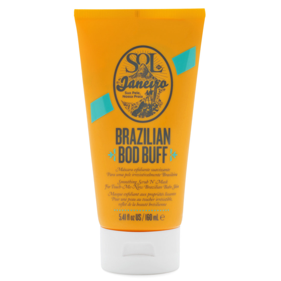 Sol de Janeiro Brazilian Bod Buff Smoothing Scrub 'N' Mask alternative view 1 - product swatch.