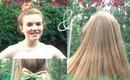 Hair Care Routine & 2 Heatless Summer Hairstyles