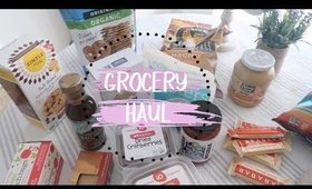 ORGANIC GROCERY HAUL   HEALTHY GROCERY SHOPPING   $300 GROCERY HAUL