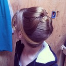 Updo from No Swimming in the Pond, a film written and directed by Claudia Gonzalez-Rubio