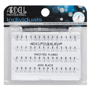 Individuals Knotted  Mini Black Lower Lash