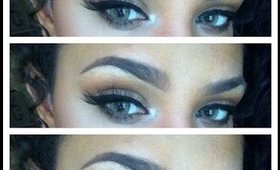 How to fill in your Brows NATURALLY!