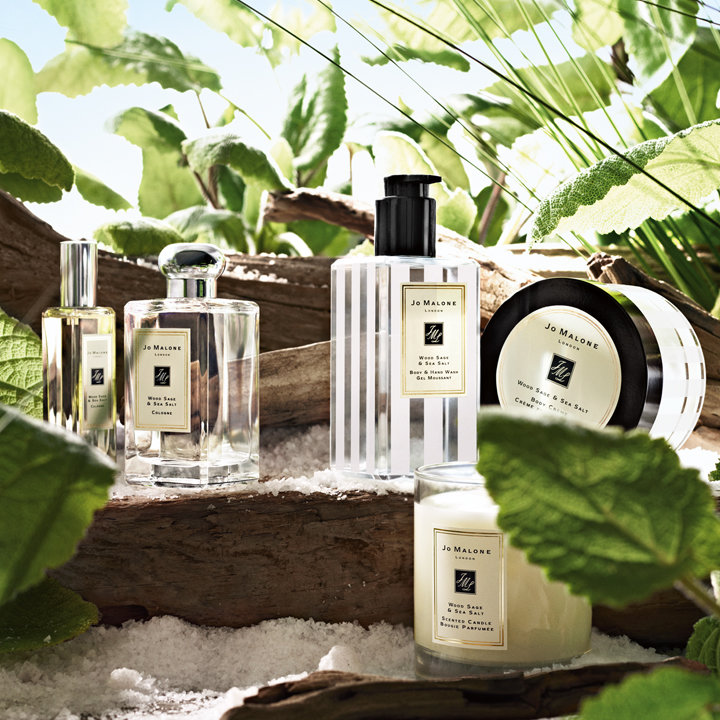 Woody scents from Jo Malone London