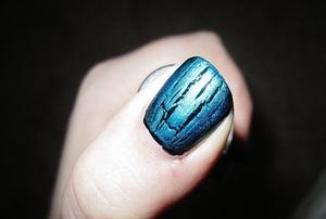 OPI Turquoise Shatter