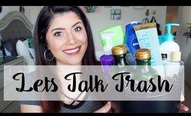 Lets Talk Trash | Empties