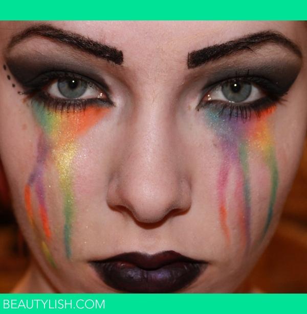 Cry A Rainbow Then Smile Again Ellinor W S Elliwikman Photo