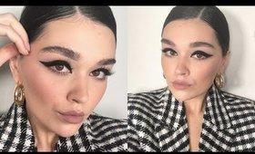 Accent Graphic Black Liner Eyes makeup tutorials