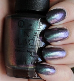 From the San Francisco Collection out in August. Click here for my in-depth review and more swatches: http://www.swatchandlearn.com/opi-peace-love-opi-swatches-review/