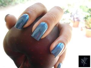 FingerPaints: Artistic Azure