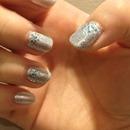 Snowscape Nails