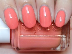 See more swatches & my review here: http://www.swatchandlearn.com/essie-tart-deco-swatches-review/