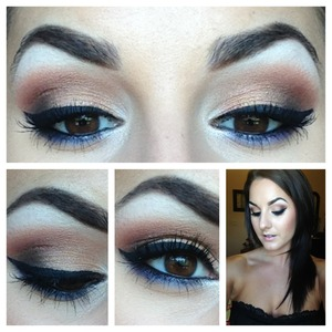 Look inspired by fall colors!! I'm ready for it