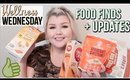 Wellness Wednesday : Shop With me + Food Finds + Update