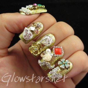 Read the blog post at http://glowstars.net/lacquer-obsession/2014/08/featuring-born-pretty-store-nail-art-decoration-wheel/