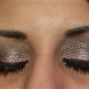 Valentine's Day Glam-  Eyeshadow/Makeup Look