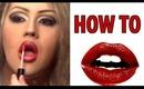 BIG SEXY LIPS - Makeup Tutorial