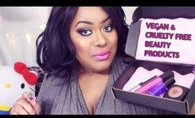 Vegan & Cruelty Free Beauty Products Feat. Madam Glam