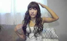 Ariel Manhattan Style Wig.m4v