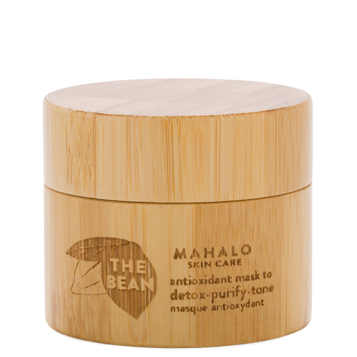 MAHALO Skin Care The BEAN Antioxidant Mask