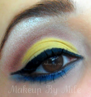 To create this look i used @Abigails boutique designs