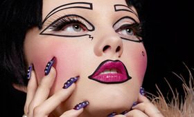 Illamasqua Announces Fall Opening Act: Theatre of the Nameless Collection