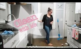 CLEAN WITH ME 2018 | Night Time Cleaning | POWERHOUR After Dark