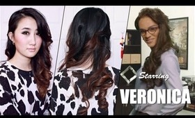 C'erine as Zayn as Veronica (Best Song Ever)
