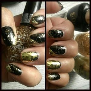 Black n some Gold