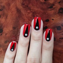 Queen of Hearts Nails w/ Katrice P.