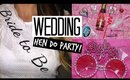 Wedding Hen Do Vlog & Outfit of the Day!