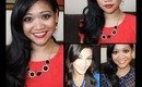 Transform Work Day to Night Out: Makeup & Outfit