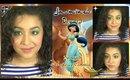 Jasmine's Dress Inspired Makeup Tutorial (NoBlandMakeup)