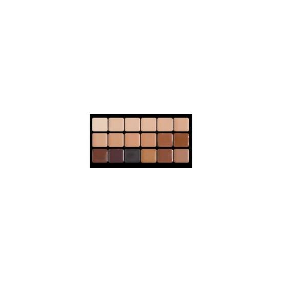 Neutral Color Definition: Graftobian Hi-Def Glamour Creme Super Palette Neutral