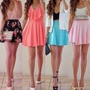 Classy yet simple outfits